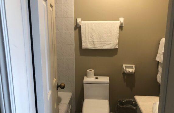 Bathroom at the Bobcaygeon Inn