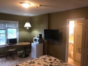Room 15 at the Bobcaygeon Inn