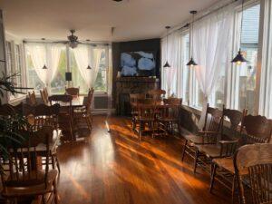 Restaurant at the Bobcaygeon Inn